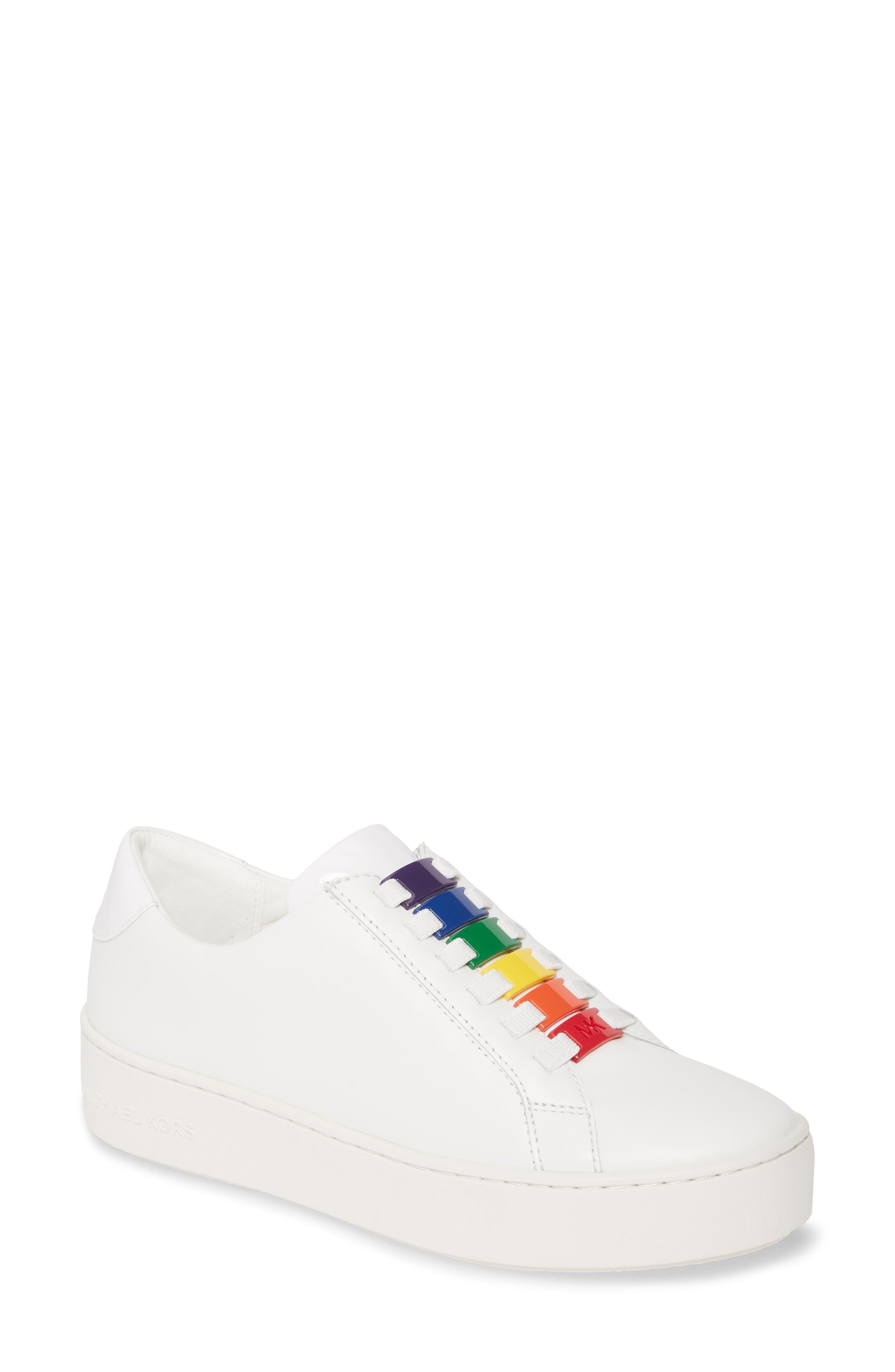 Michael Michael Kors Cameron Sneaker, White