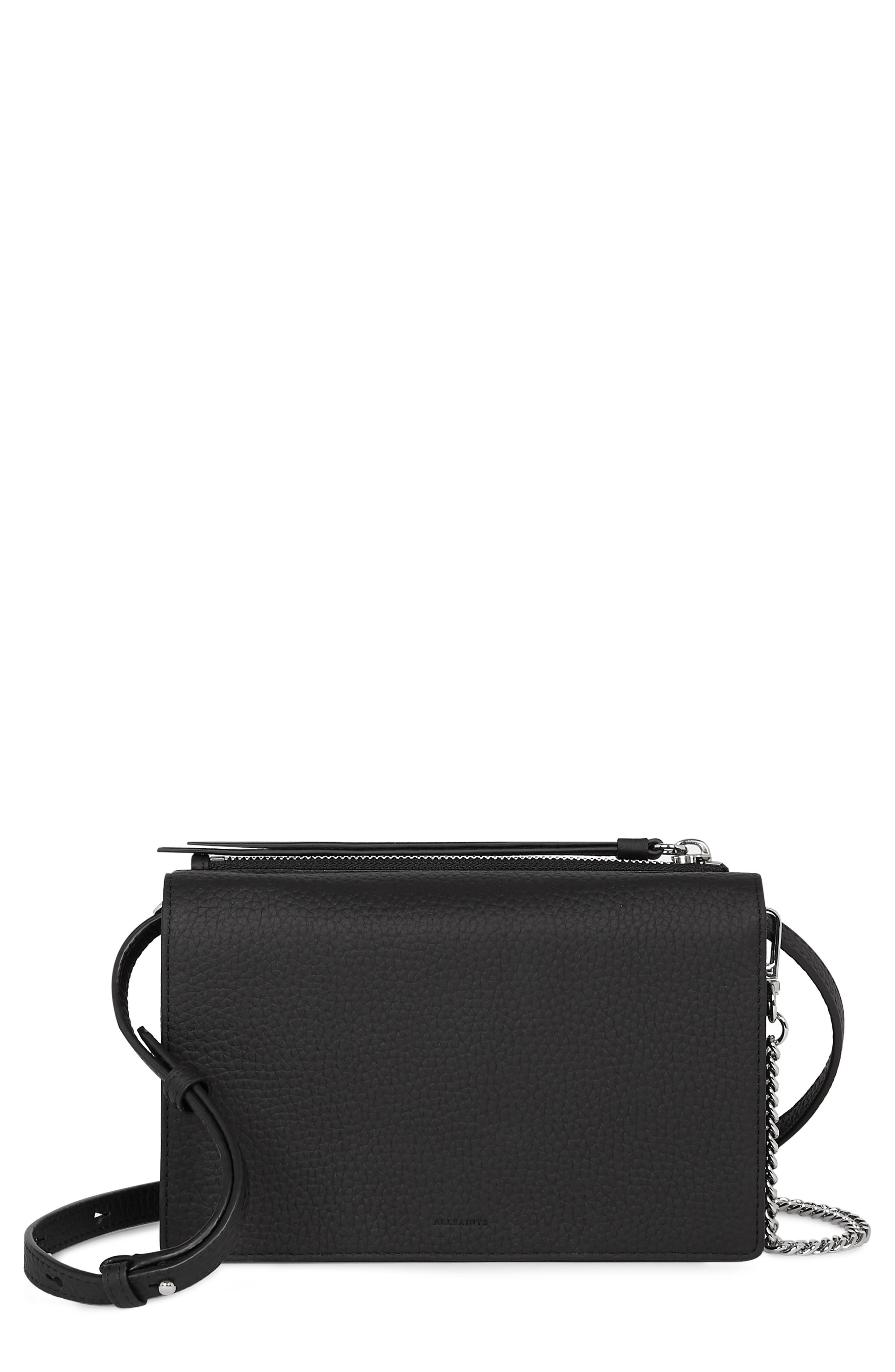 Fetch Leather Bag
