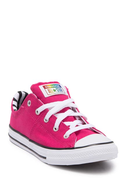 Image of Converse Chuck Taylor All Star Madison Ox Cerise Sneaker