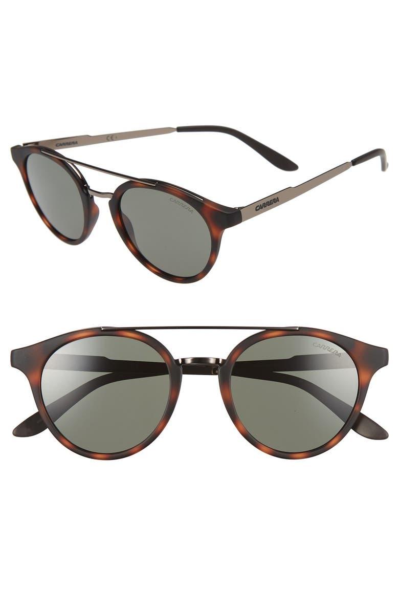 10ef5d486f82 Carrera Eyewear 49mm Retro Sunglasses   Nordstrom