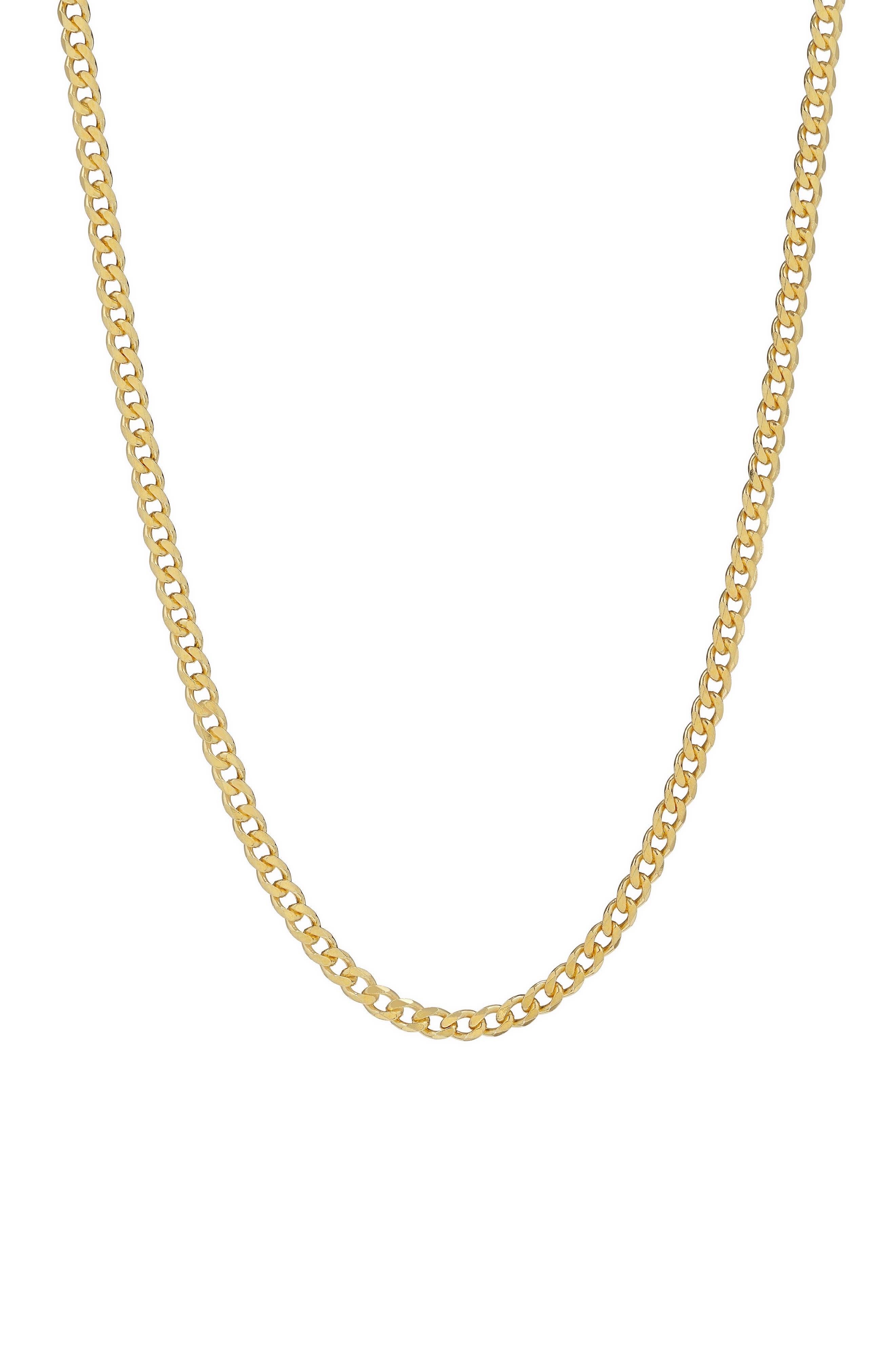 Men's Cuban Chain Necklace