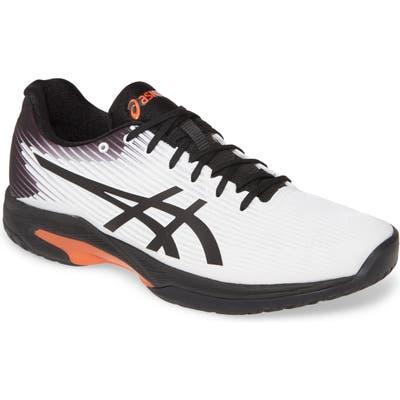 Asics Solution Speed(TM) Ff Tennis Shoe, White