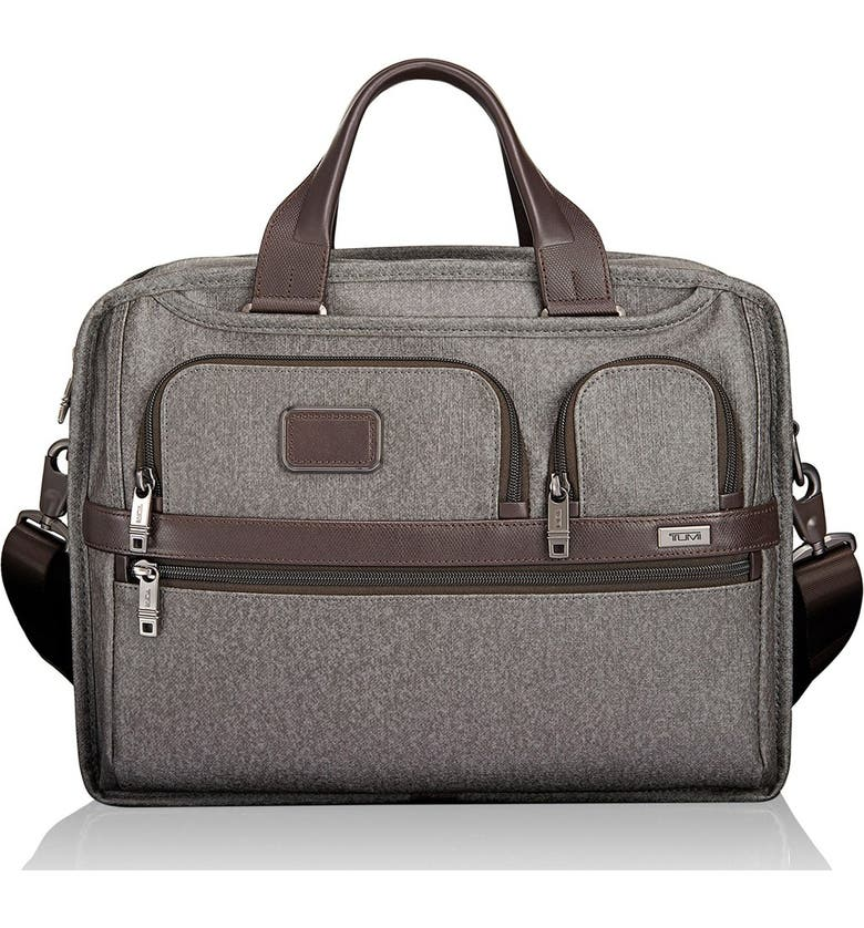 TUMI 'Alpha 2' Expandable Briefcase, Main, color, 068