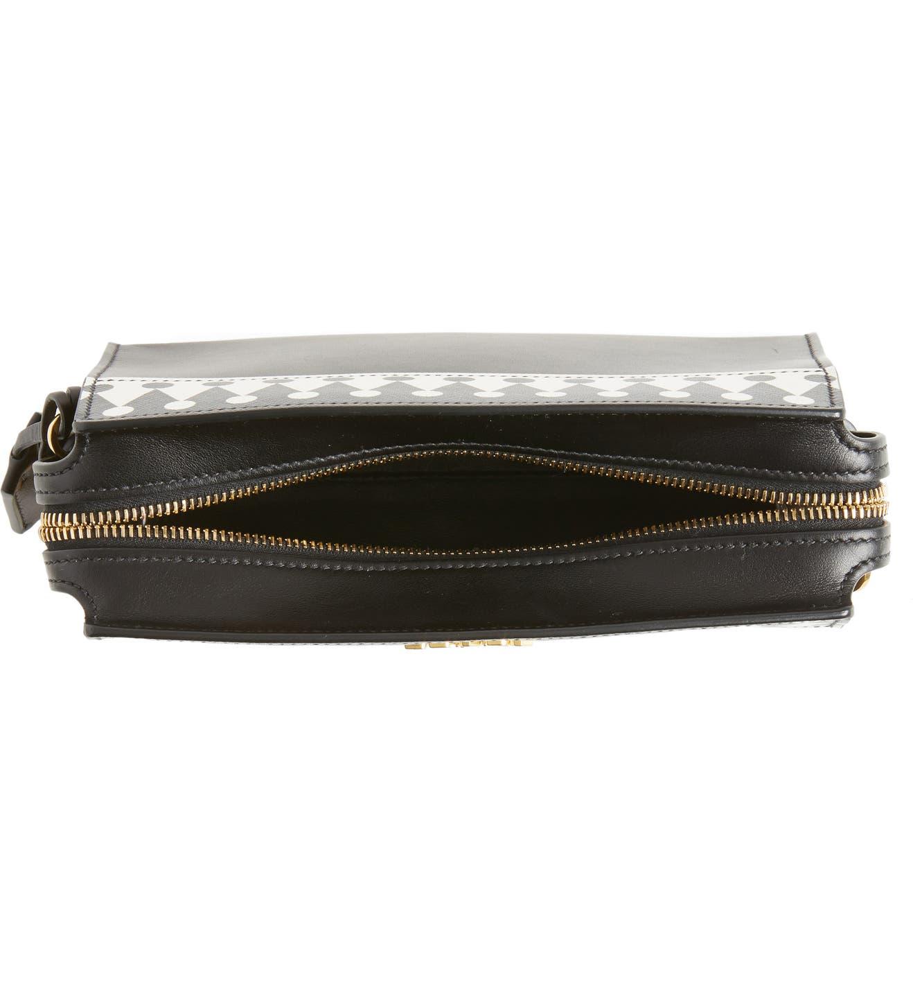 94cc30450706 Prada Esplanade Saffiano & City Calfskin Shoulder Bag | Nordstrom