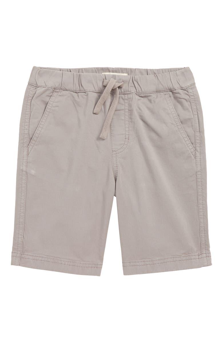 TUCKER + TATE Grind Time Prime Shorts, Main, color, GREY FILIGREE
