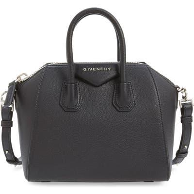 Givenchy Mini Antigona Sugar Leather Satchel -
