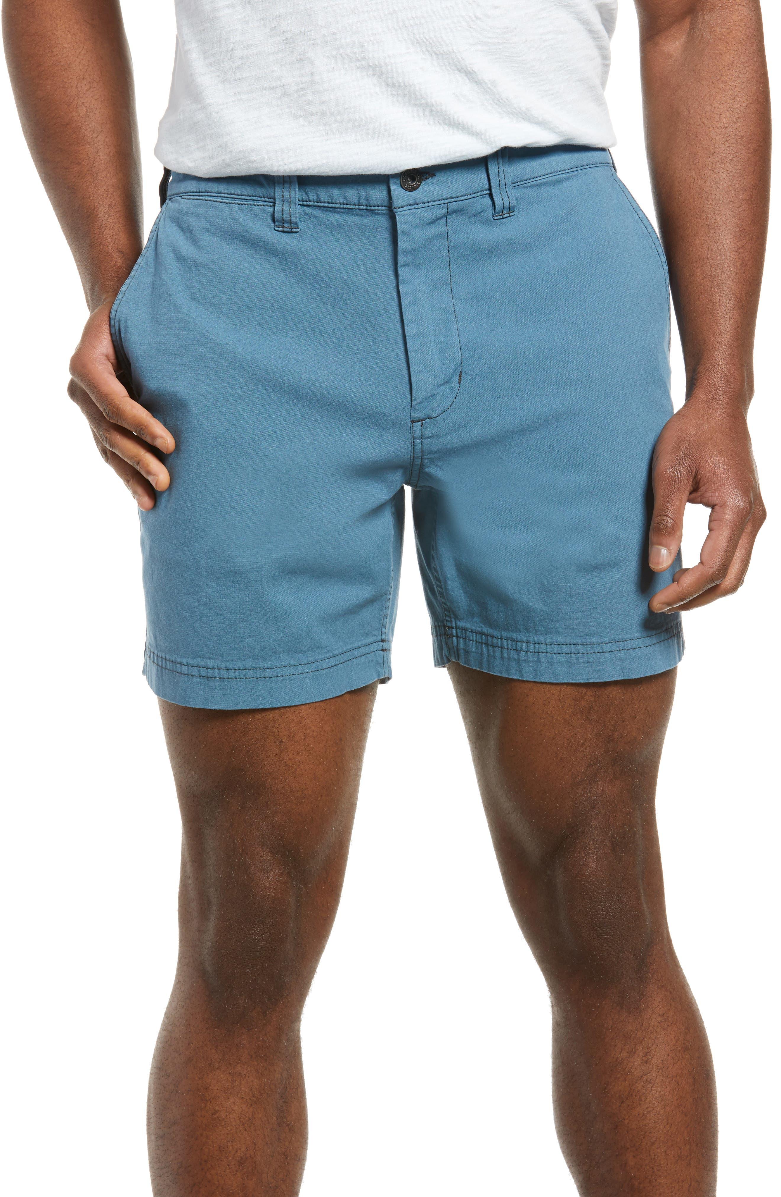 Granite Mountain Flat Front Shorts