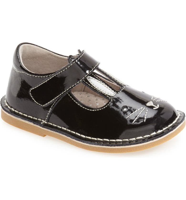 LIVIE & LUCA 'Molly' Mary Jane, Main, color, BLACK PATENT