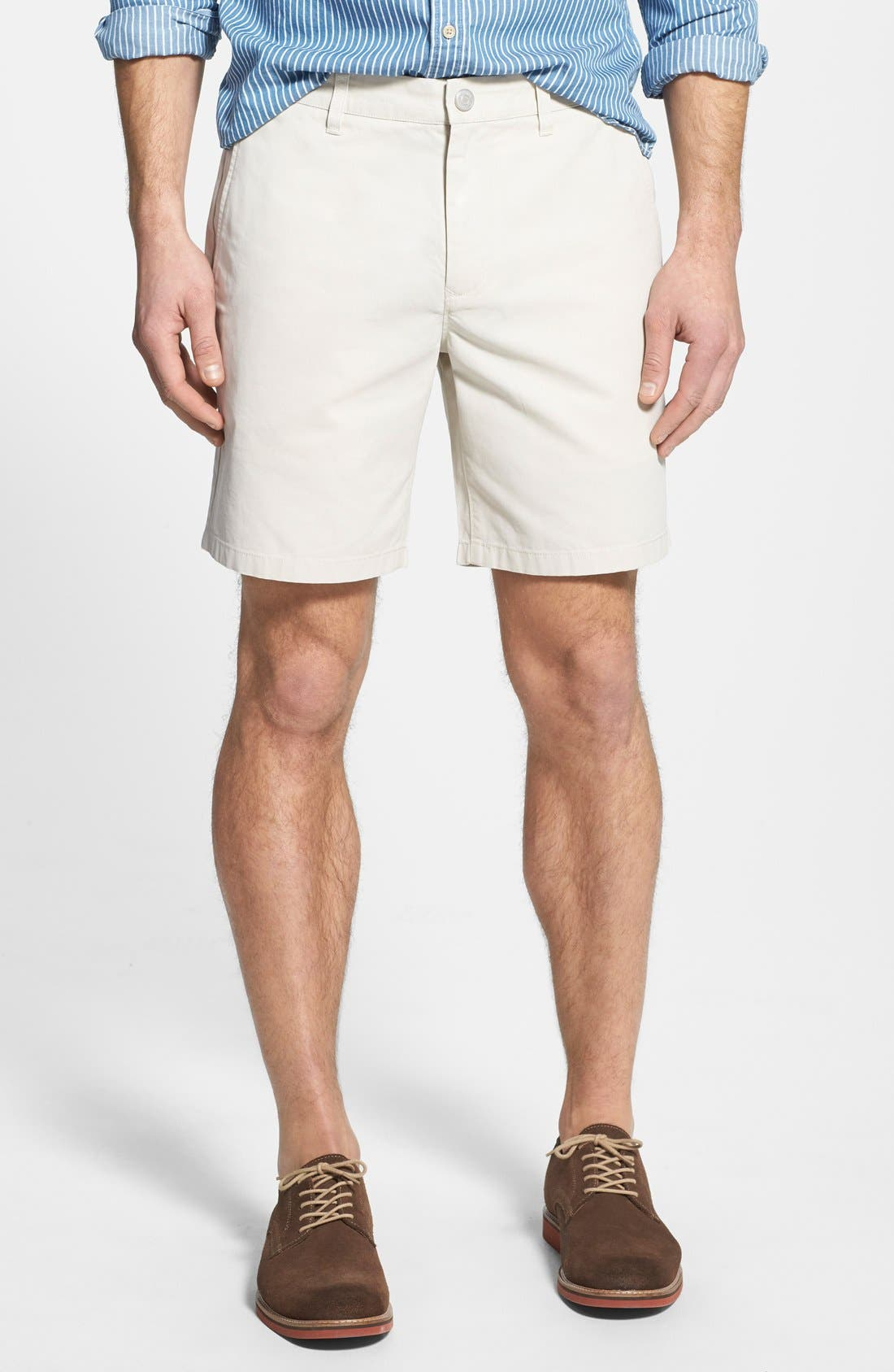,                             Washed Chino Shorts,                             Alternate thumbnail 41, color,                             290