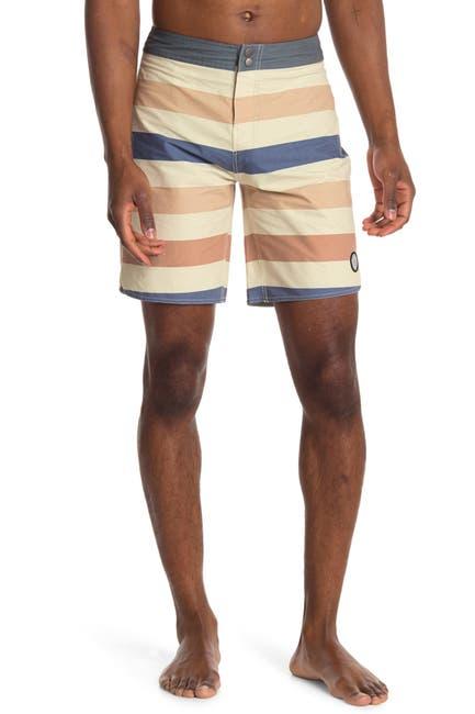Image of Jack O'Neill Stringer Stripe Boardshorts