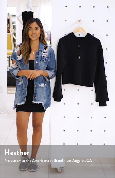 Boutique Dri-FIT Fringe Hoodie, sales video thumbnail