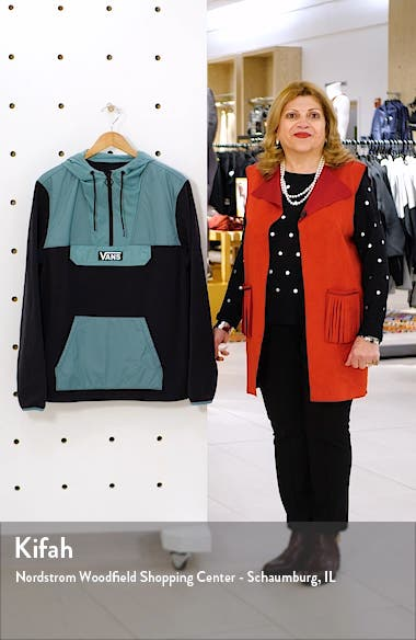 Windward Hooded Fleece & Nylon Anorak, sales video thumbnail
