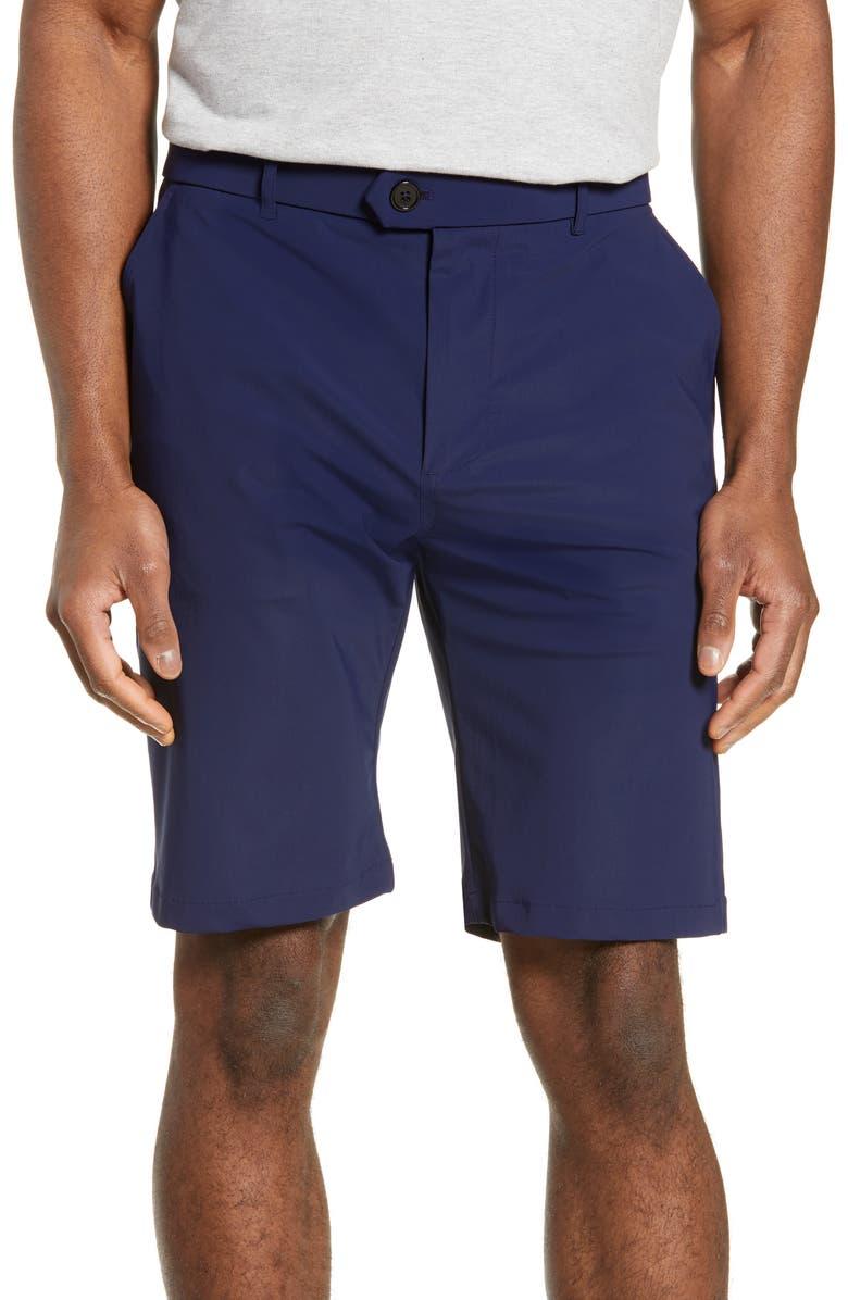 GREYSON Montauk Technical Shorts, Main, color, MALTESE
