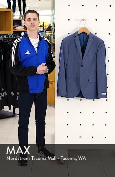Jile Trim Fit Solid Wool Blazer, sales video thumbnail