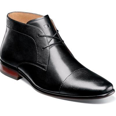 Florsheim Postino Chukka Boot EEE - Black