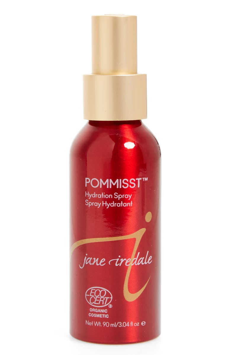 JANE IREDALE POMMISST<sup>™</sup> Hydration Spray, Main, color, RED