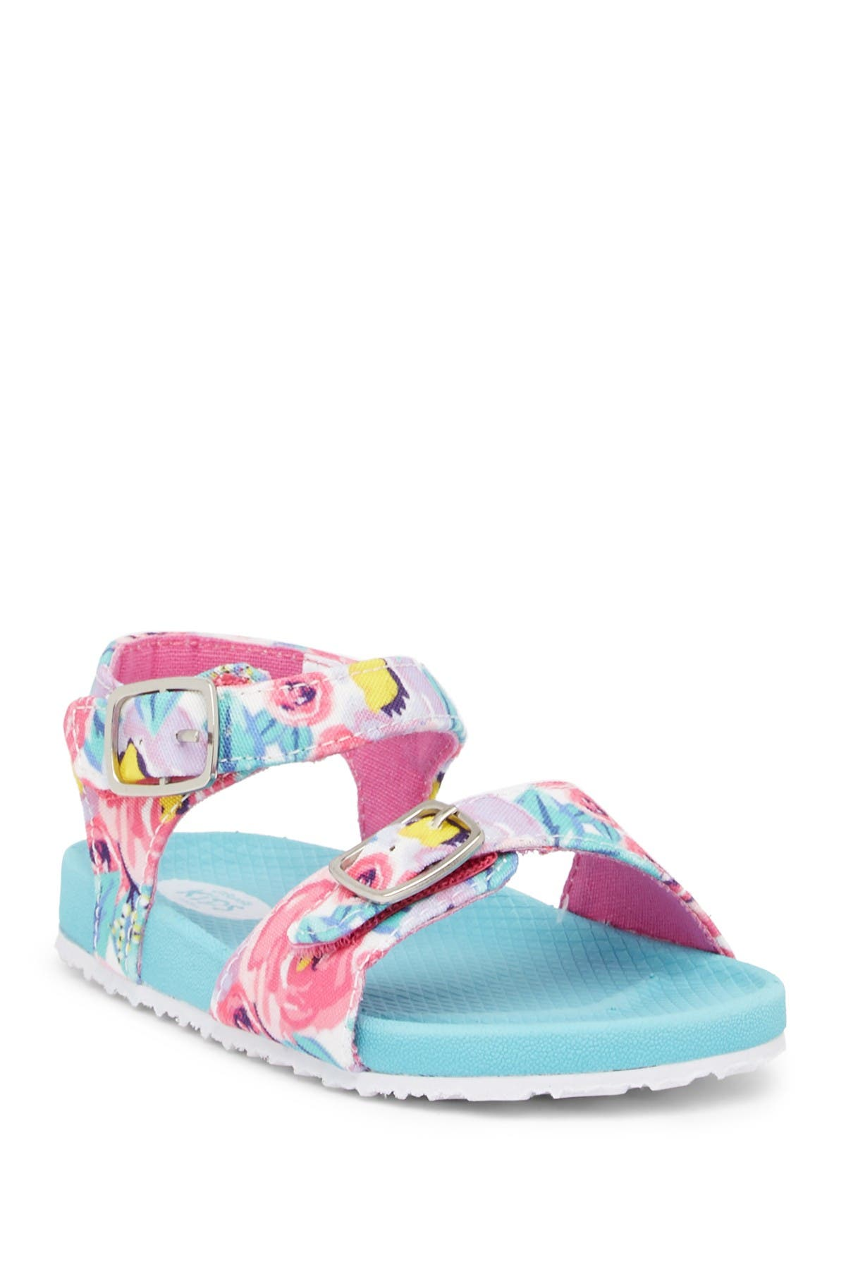 Image of Dr. Scholl's Isla Floral Printed Sandal