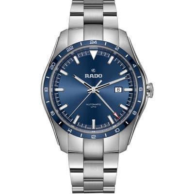 Rado Hyperchrome Ceramic Bracelet Watch,