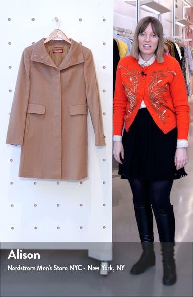 Agnese Wool Coat, sales video thumbnail