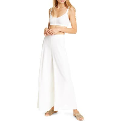 Free People Oh Ribs Two-Piece Set, Ivory