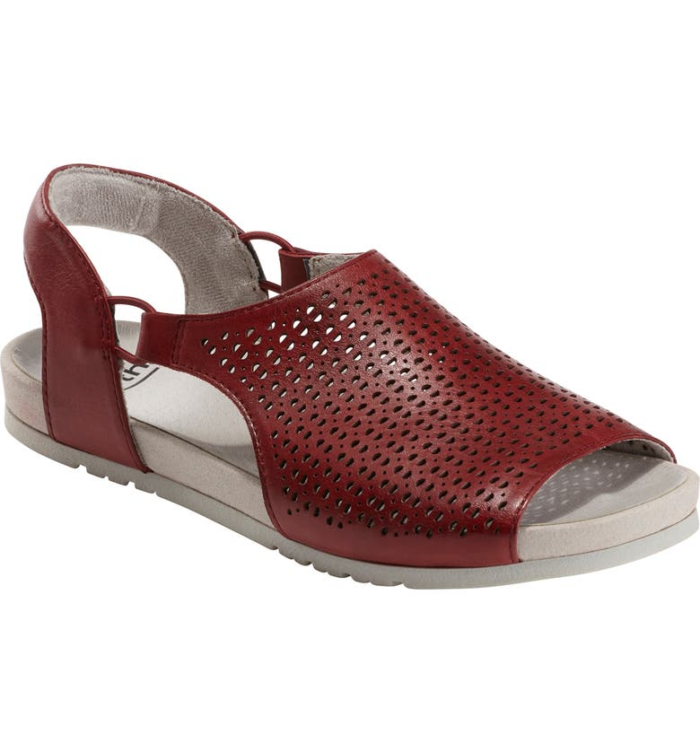 EARTH<SUP>®</SUP> Laveen Sandal, Main, color, REGAL RED LEATHER