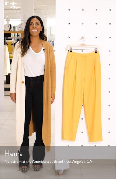Pleated Ankle Pants, sales video thumbnail