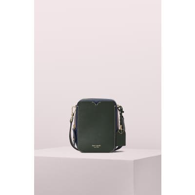 Kate Spade New York Medium Candid Leather Camera Bag - Green