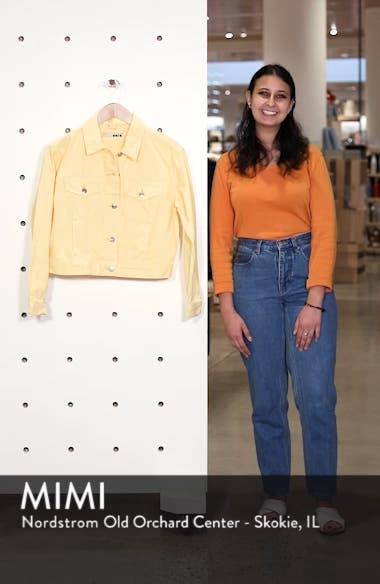 Yellow Denim Jacket, sales video thumbnail