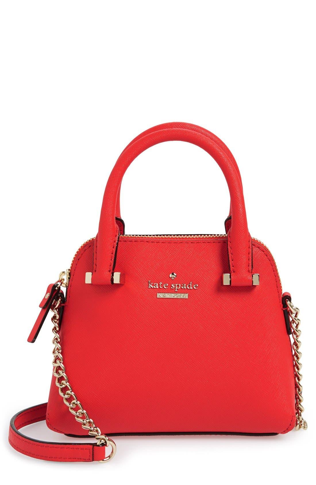 ,                             'cedar street - mini maise' crossbody bag,                             Main thumbnail 7, color,                             600
