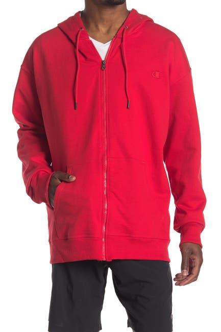 Image of Champion Power Fleece Hooded Sweatshirt