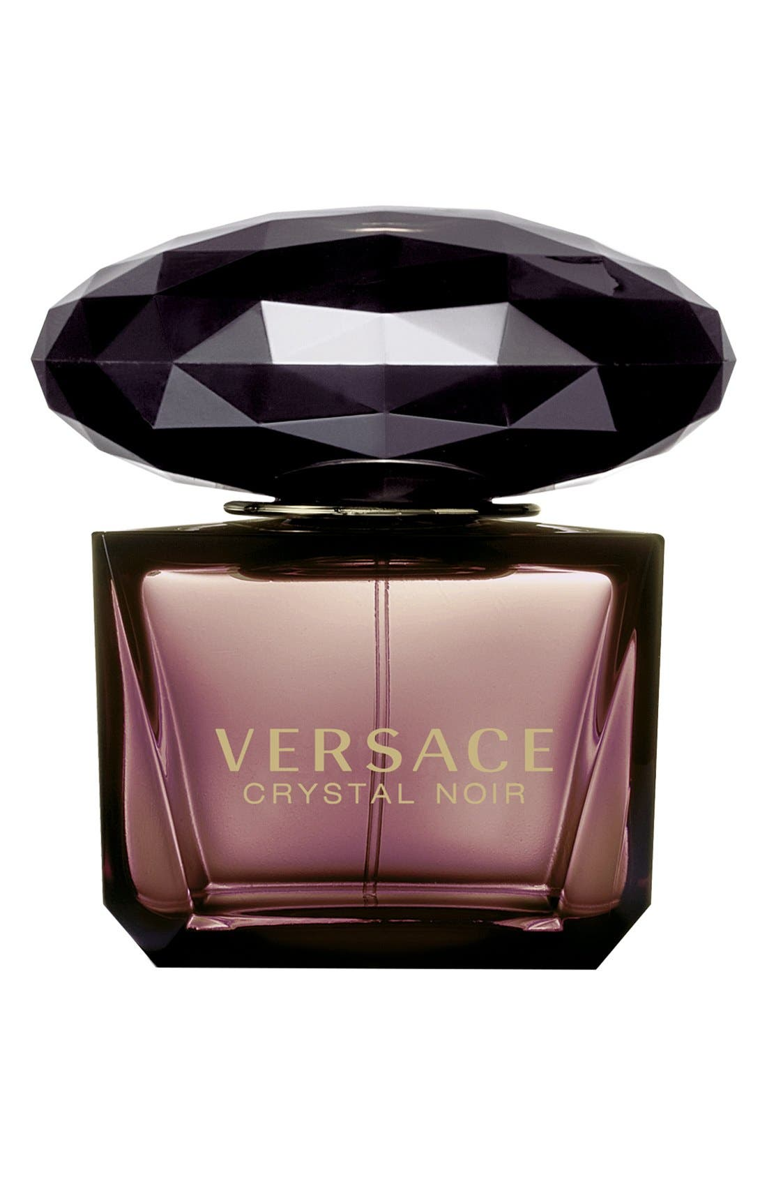 'Crystal Noir' Eau de Toilette, Main, color, NO COLOR