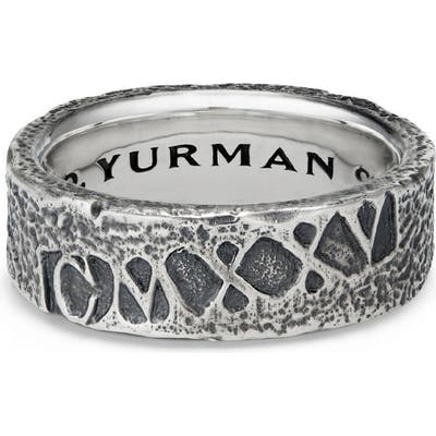 David Yurman Shipwreck Band Ring, m