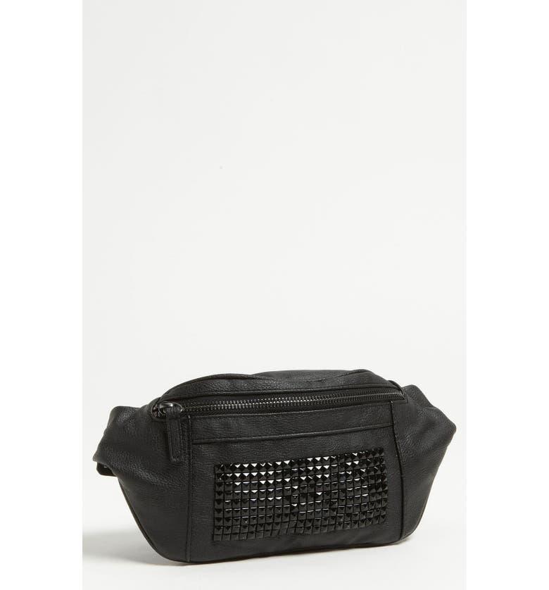 Topshop Studded Belt Bag
