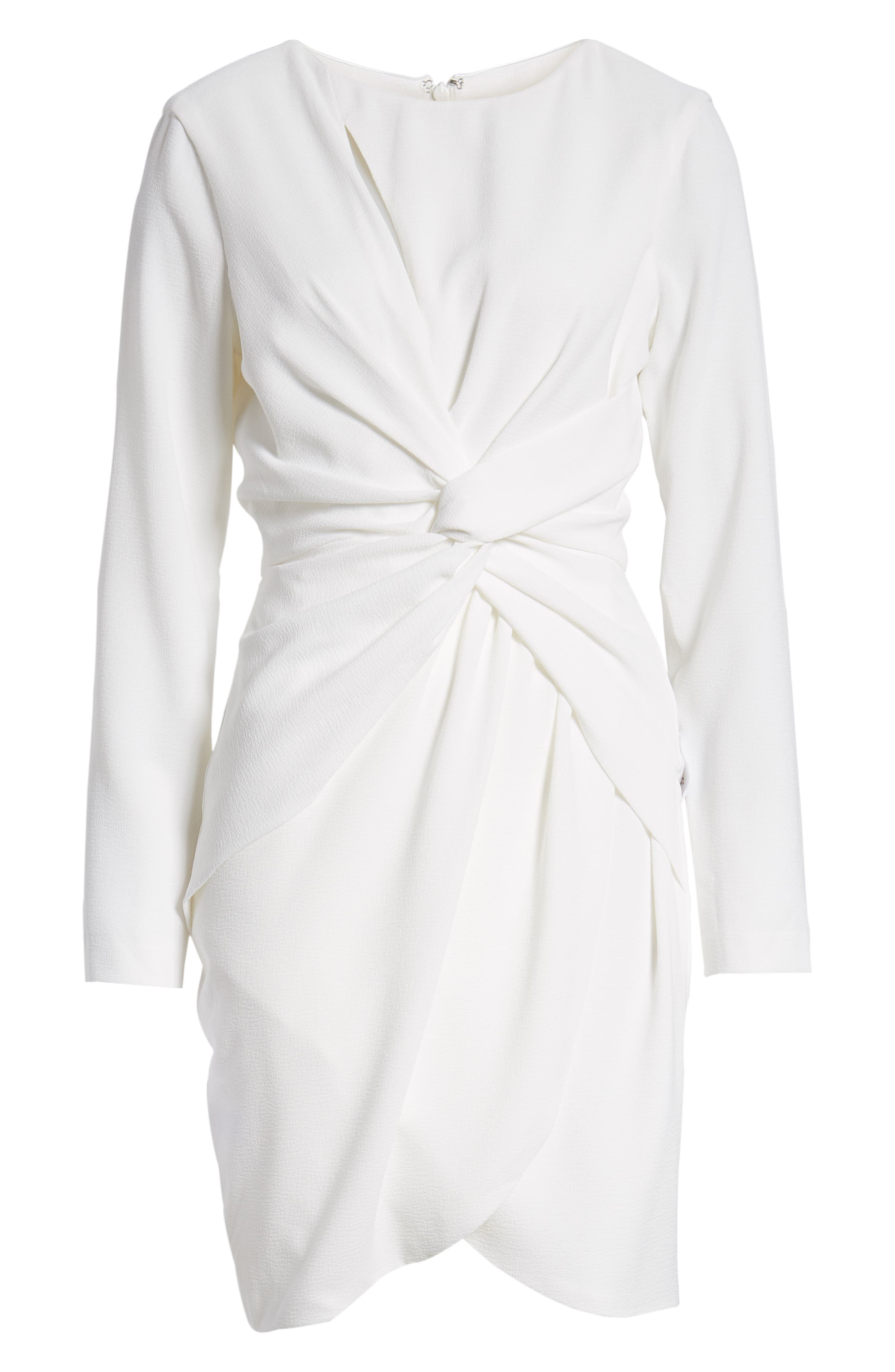 ,                             Coby Twisted Faux Wrap Cocktail Dress,                             Alternate thumbnail 23, color,                             900