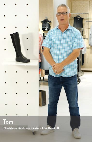 Adventurer Knee High Boot, sales video thumbnail