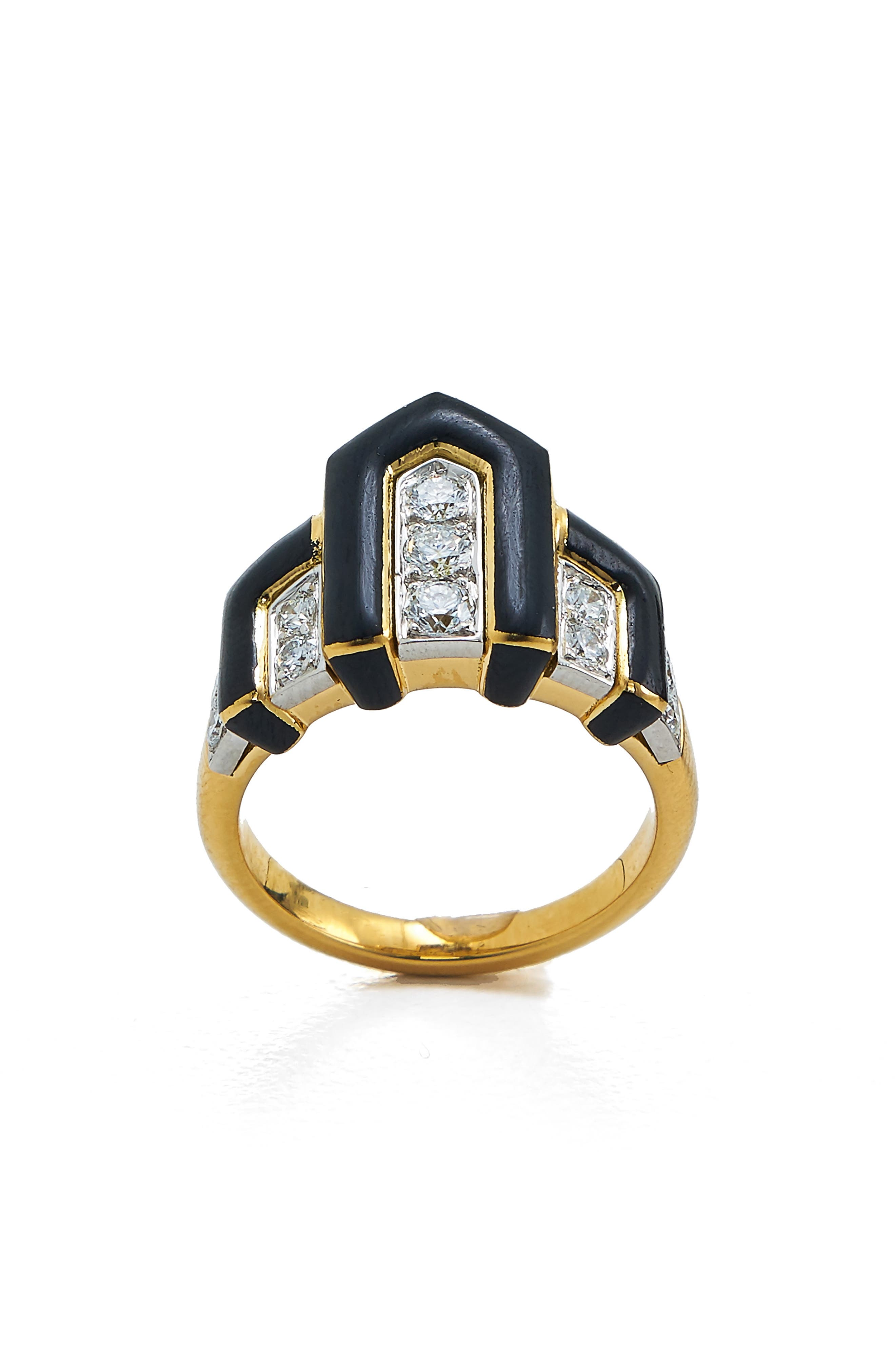 Motif Scape Ring