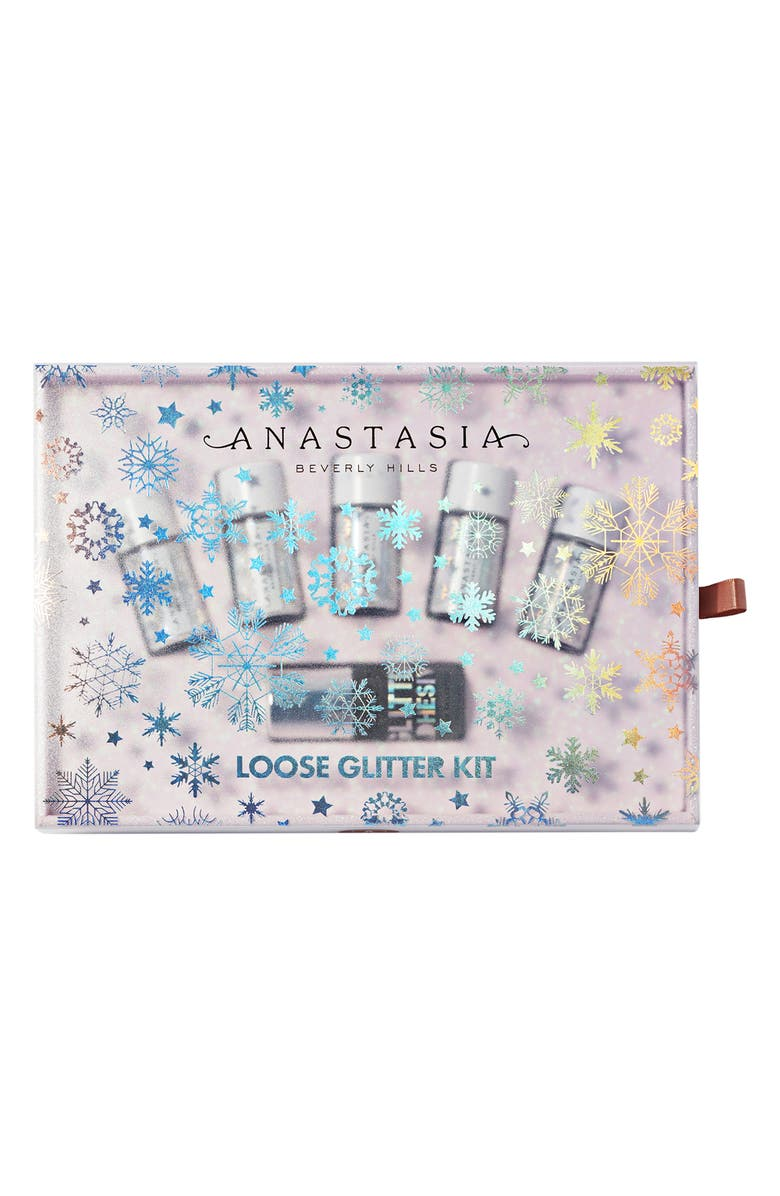 ANASTASIA BEVERLY HILLS Loose Glitter Kit, Main, color, NO COLOR