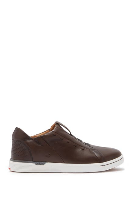 Image of KIZIK New York Leather Slip-On Sneaker