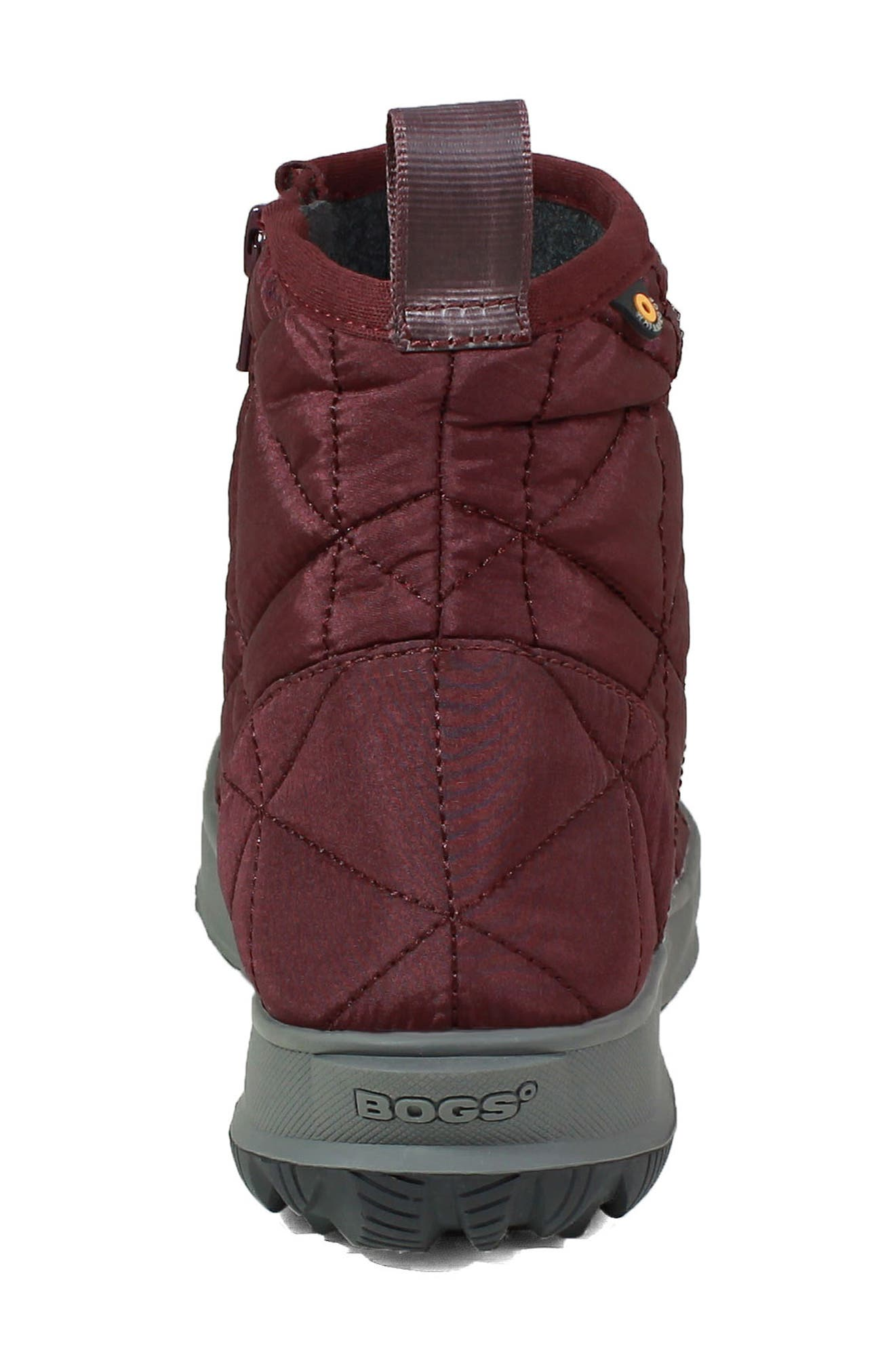 ,                             Snowday Waterproof Quilted Snow Boot,                             Alternate thumbnail 32, color,                             930