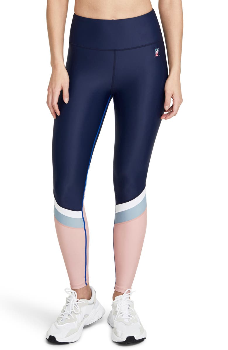 P.E NATION Flex It Leggings, Main, color, 400