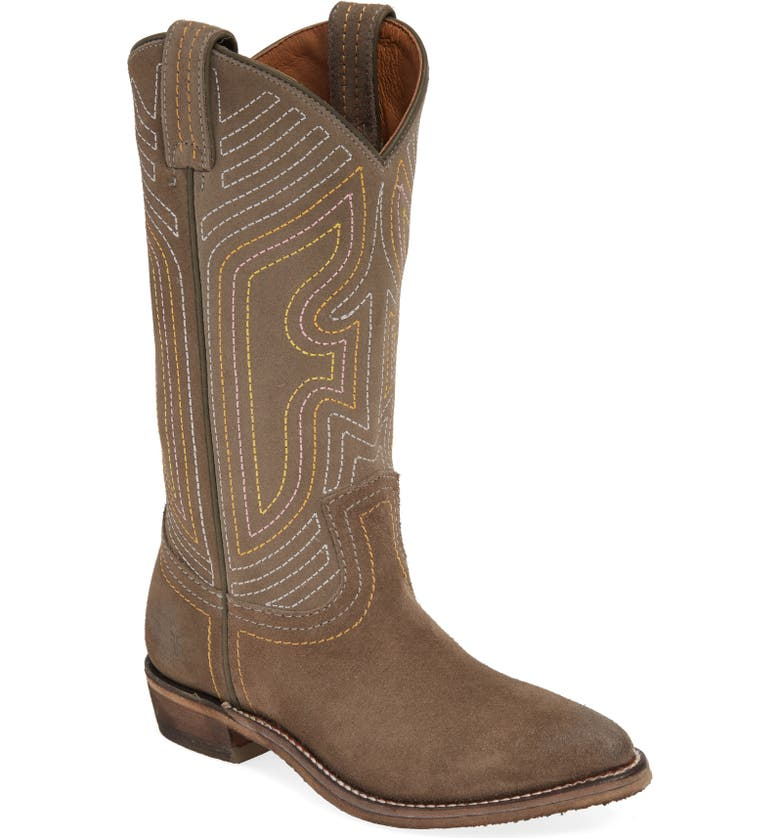 FRYE Billy Western Boot, Main, color, 020