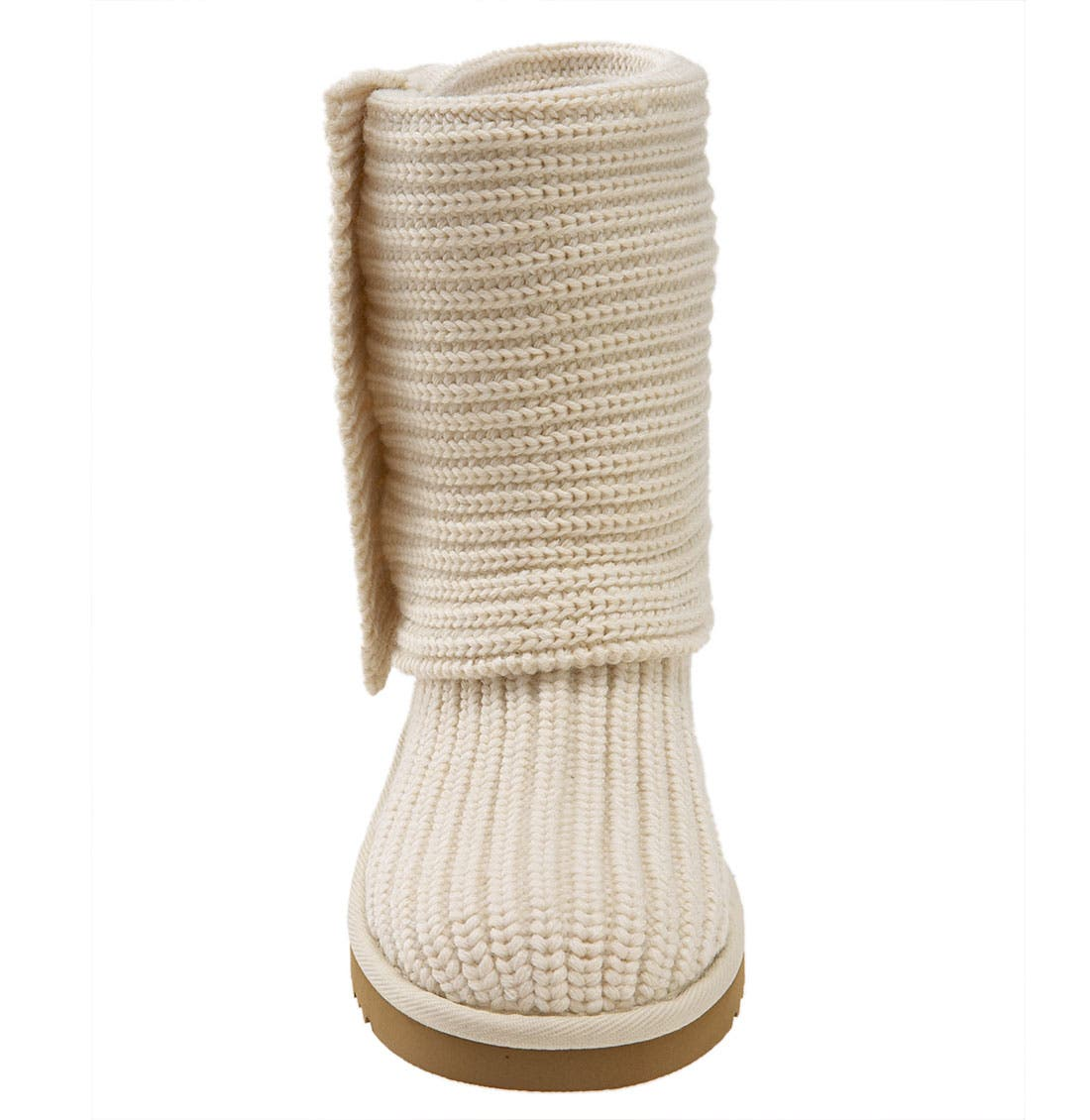 ,                             'Cardy' Classic Knit Boot,                             Alternate thumbnail 27, color,                             270