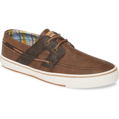 Tommy Bahama Stripe Breaker Sneaker, Brown