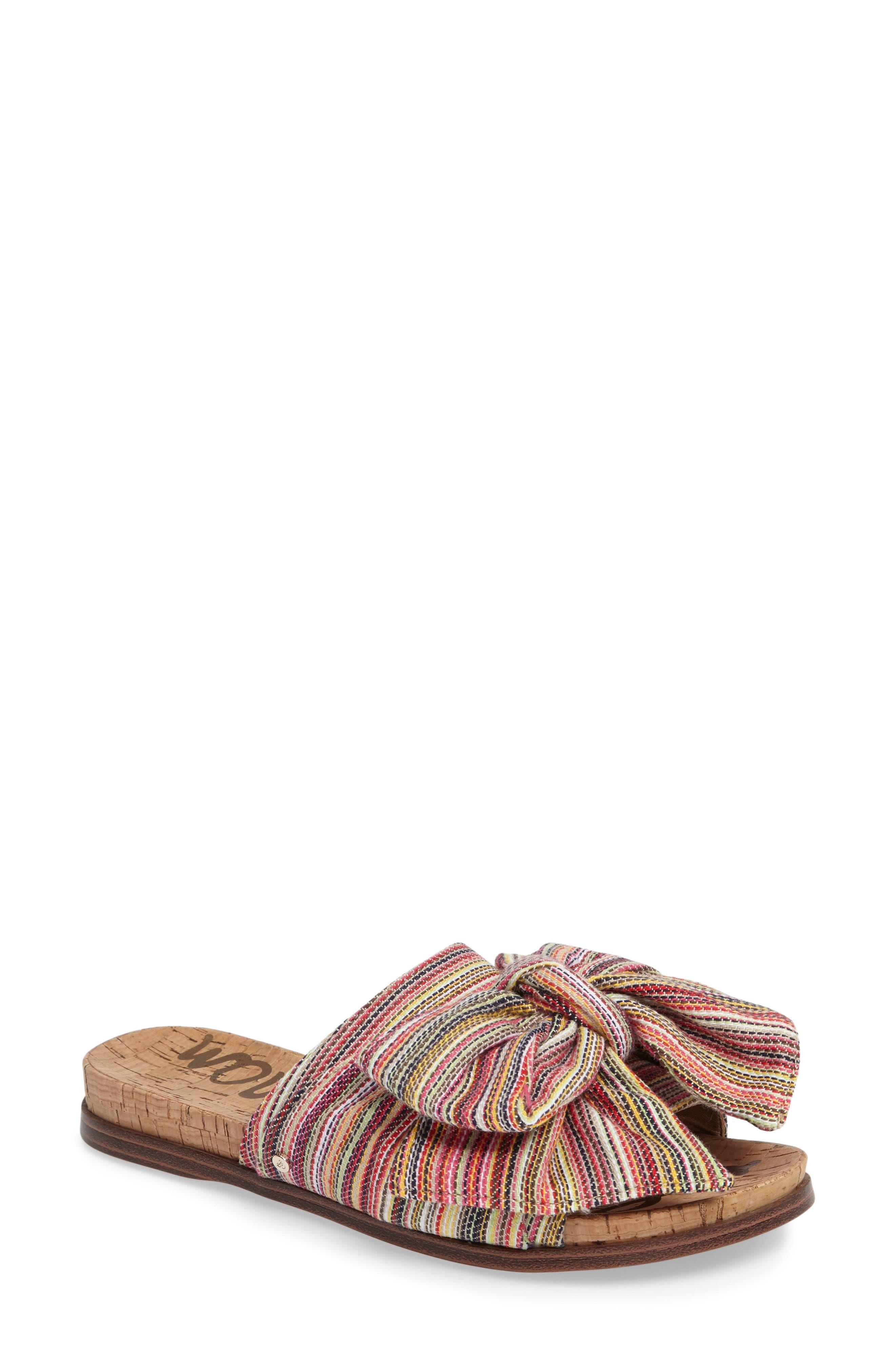 ,                             Henna Slide Sandal,                             Main thumbnail 15, color,                             650