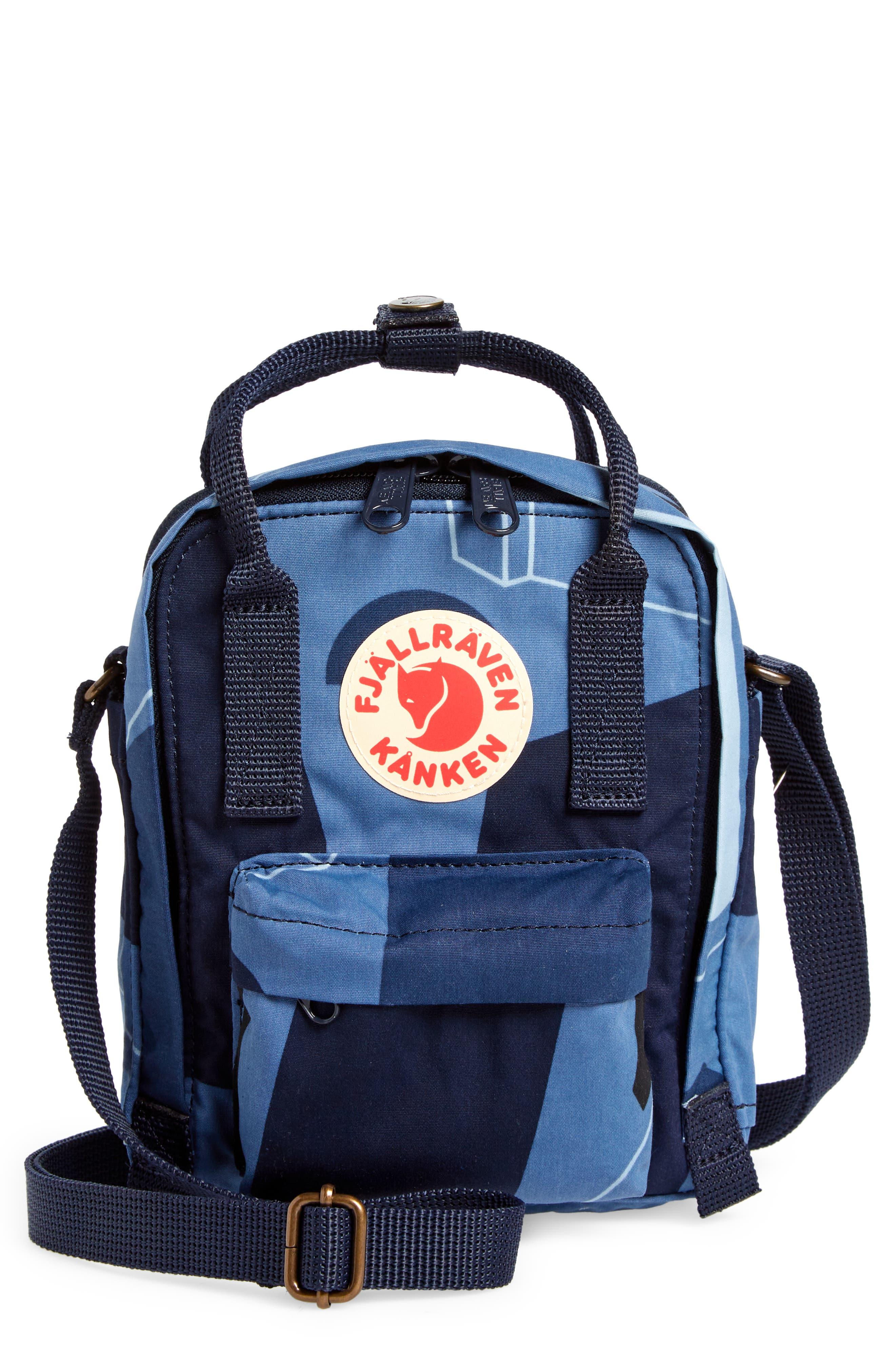 Kanken Art Sling Crossbody Bag