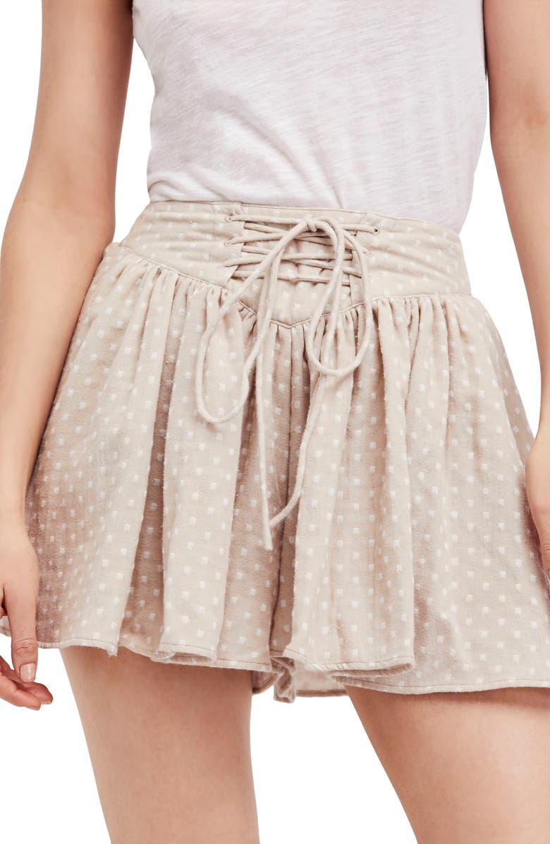 FREE PEOPLE Meet Your Match Skort, Main, color, 252