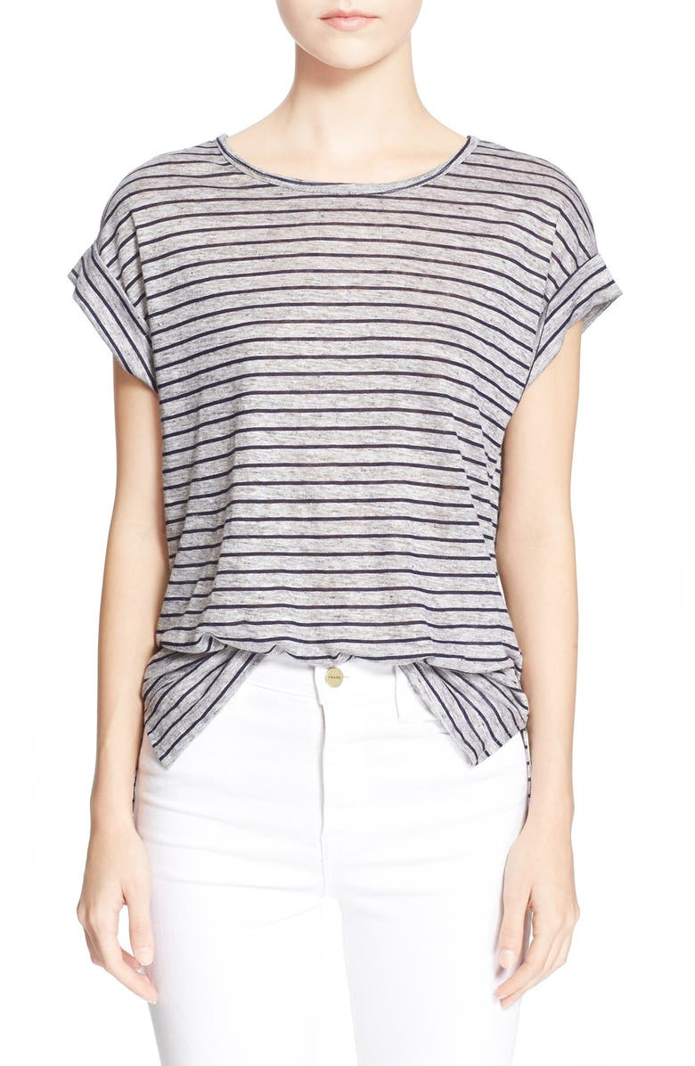 FRAME 'Le Muscle' Tee, Main, color, 415