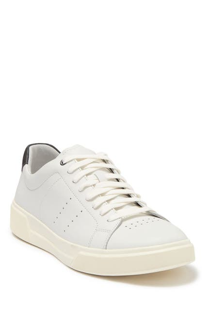 Image of Vince Brady Lace-Up Leather Sneaker