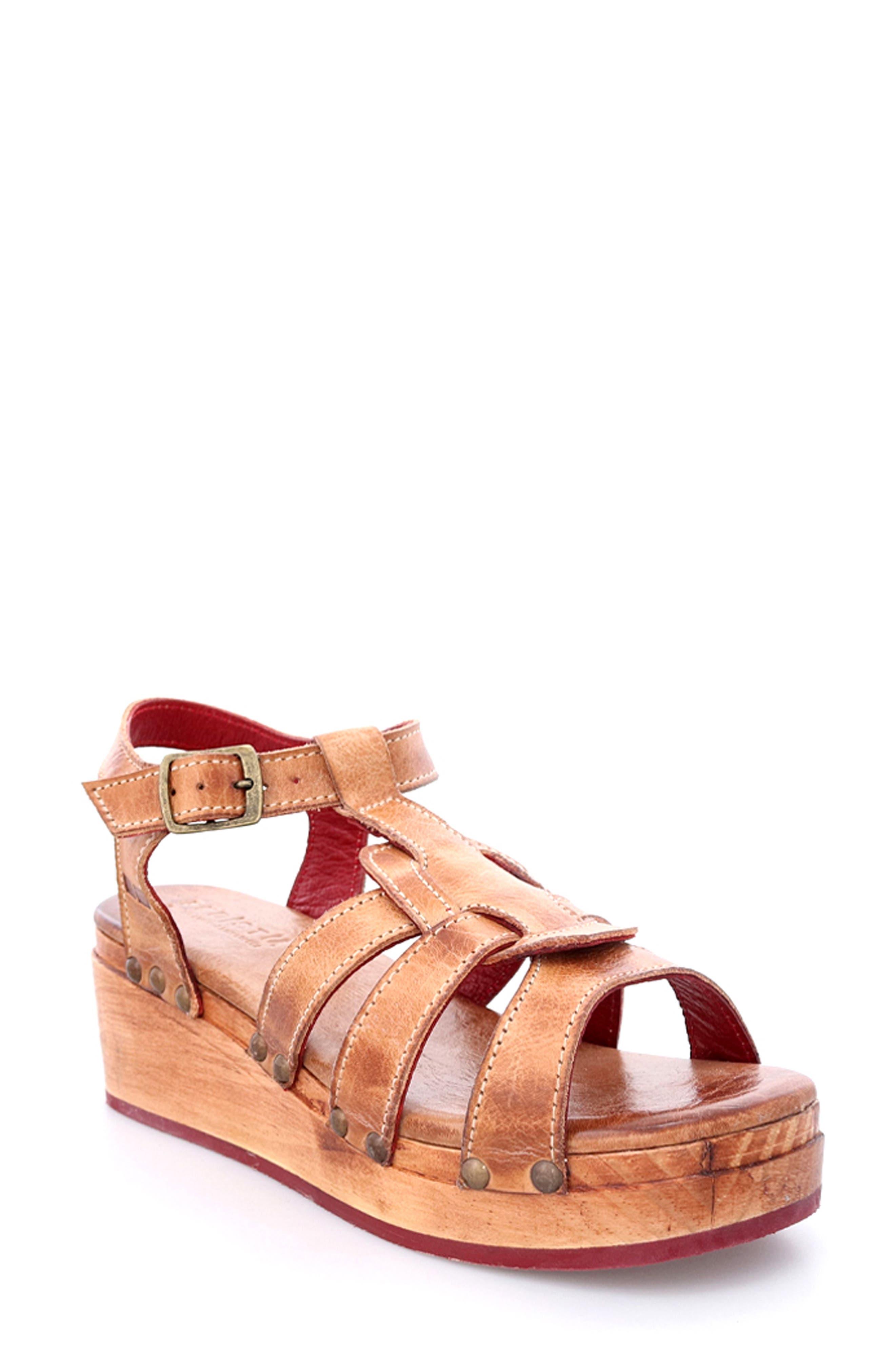 Fabiola Platform Sandal