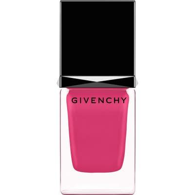 Givenchy Le Vernis Nail Polish - 5 Fuchsia Irresistible